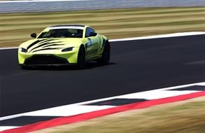 Silverstone Aston Martin Experience - Anytime Experience from drivingexperience.com