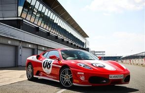 Silverstone Ferrari Experience - Anytime Experience from drivingexperience.com