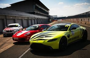 Silverstone Head to Head Experience - Anytime Experience from drivingexperience.com