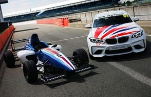 Silverstone Racecar Experience - Morning Experience from drivingexperience.com