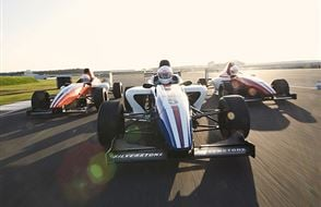 Silverstone Single Seater Experience - Morning Experience from drivingexperience.com