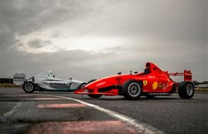 Single Seater Thrill for 2 Experience from drivingexperience.com