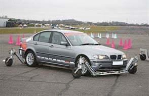 Skid Control Experience from drivingexperience.com