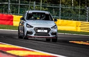 Spa Francorchamps Arrive and Drive - Hyundai i30N Experience from drivingexperience.com