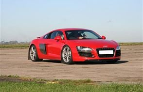 Five Supercar Thrill Experience from drivingexperience.com