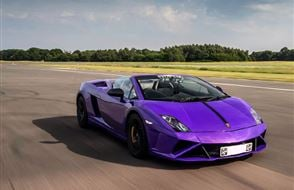 Supercar Blast with High Speed Passenger Ride Experience from drivingexperience.com