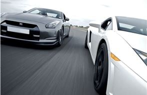 Supercar Double Thrill Experience from drivingexperience.com