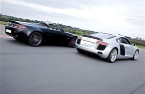 Supercar Double Experience from drivingexperience.com