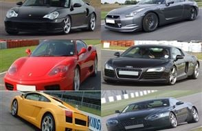 Supercar Double Experience Experience from drivingexperience.com