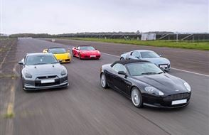 Supercar Driving Blast Experience from drivingexperience.com