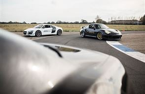 Supercar Passenger Ride Experience from drivingexperience.com