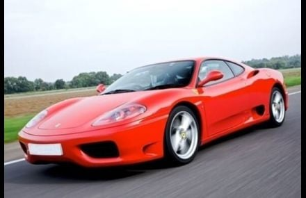 Supercar Passenger Ride for Two Experience from drivingexperience.com