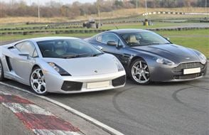 Supercar Taster Experience from drivingexperience.com