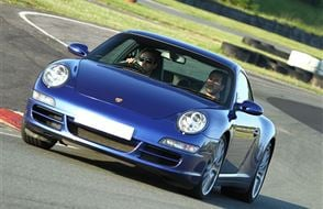 Supercar Thrill with High Speed Passenger Ride Experience from drivingexperience.com