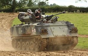 Tank Driving Experience Experience from drivingexperience.com