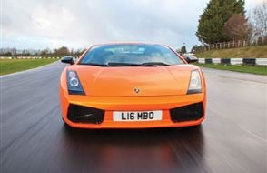 Triple Supercar Blast with High Speed Passenger Ride Experience from drivingexperience.com