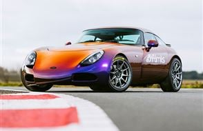 TVR T350C Thrill Experience from drivingexperience.com