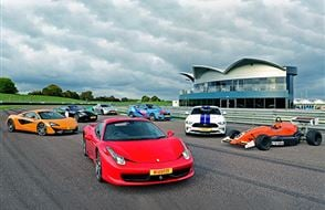 Ultimate Supercar Driving Experience Experience from drivingexperience.com
