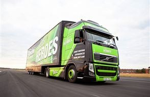 Volvo Truck Driving Thrill for Two - Special Offer Experience from drivingexperience.com