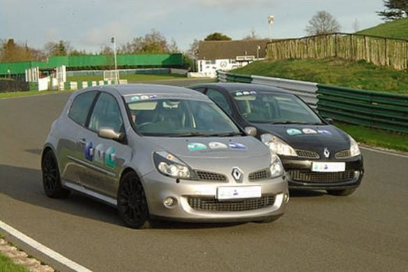 Advance Track Driving Course - Clio Driving Experience 1
