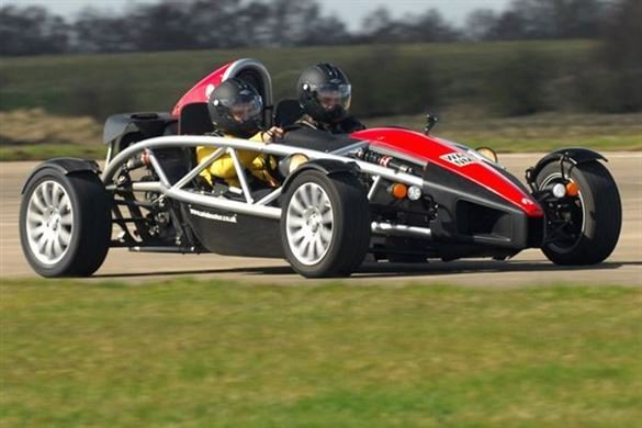 Ariel Atom Thrill Driving Experience 1