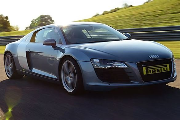 Audi R8 Plus Driving Experience Driving Experience 1