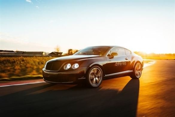 Bentley Continental GT Blast Driving Experience 1