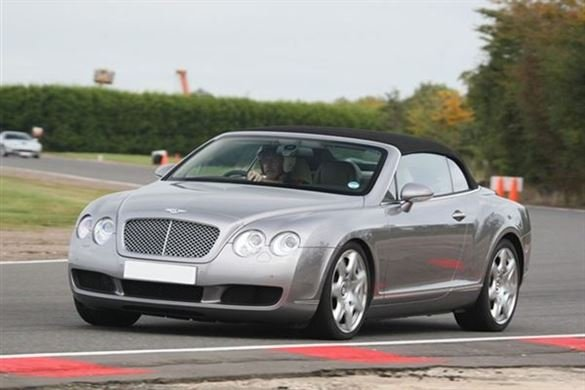 Bentley Continental GT Thrill Driving Experience 1