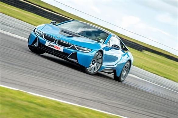 BMW i8 Driving Thrill (Anytime) Driving Experience 1
