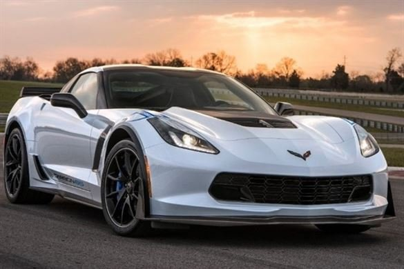 Chevrolet Corvette C7 Thrill Driving Experience 1
