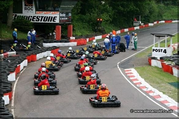 Corporate 30 Minute Karting Endurance Driving Experience 1