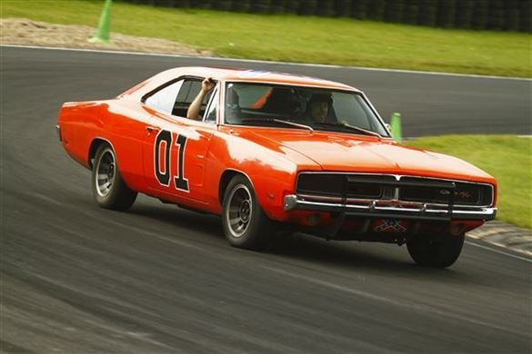 Dodge 'General Lee' Charger Blast Driving Experience 1
