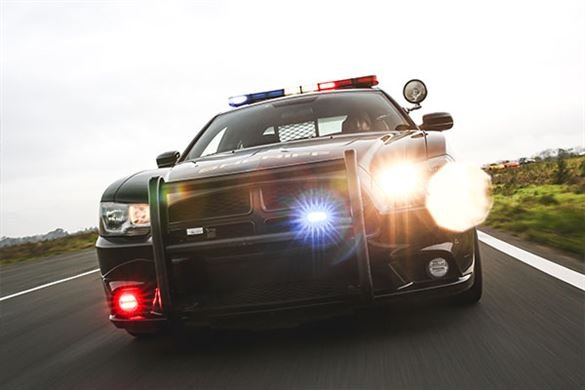 Dodge Charger Interceptor Thrill Driving Experience 1