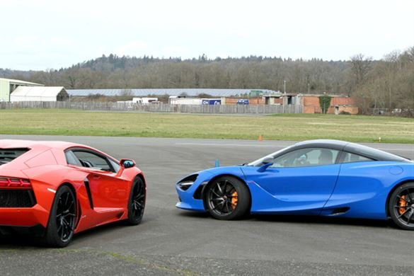 Double Diamond Supercar Thrill Driving Experience 1