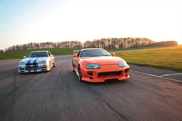 Double Fast and Furious Thrill with High Speed Passenger Ride Driving Experience 1