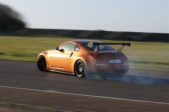 Drift Thrill Experience Driving Experience 1