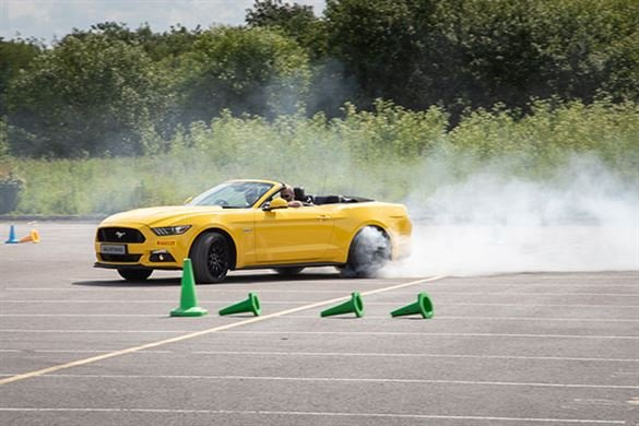 Ultimate Stunt Driving Experience Half Day for Two Driving Experience 1