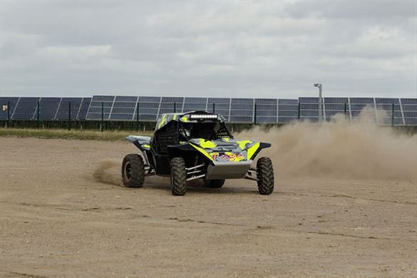 Extreme Rage Buggy Thrill Experience (Anytime) Driving Experience 1