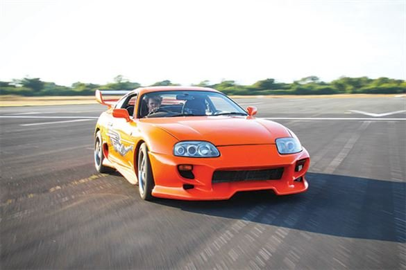 Fast and Furious Blast with High Speed Passenger Ride Driving Experience 1