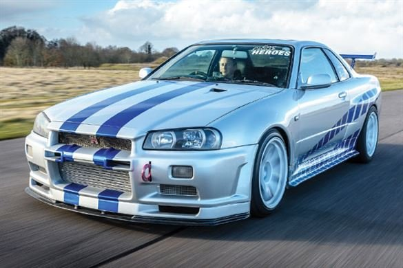 Fast and Furious Thrill with High Speed Passenger Ride Driving Experience 1