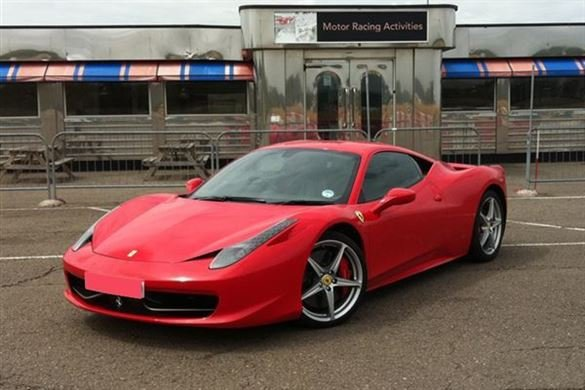 Ferrari 458 Experience (Anytime) Driving Experience 1