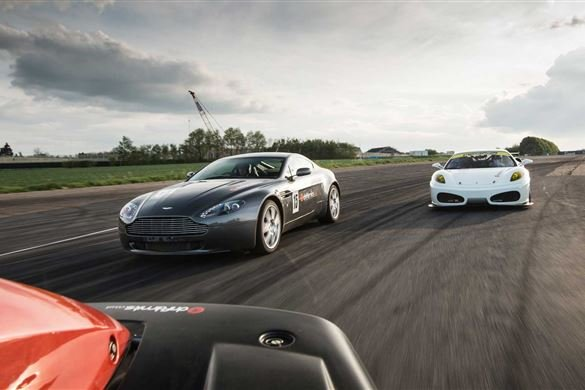 Five Supercar Blast Driving Experience 1