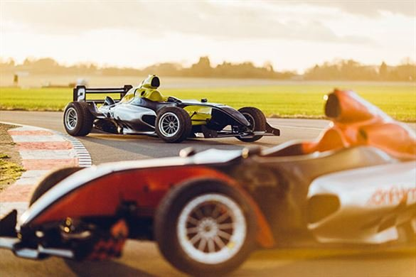 Formula F1000 Driving Experience Driving Experience 1