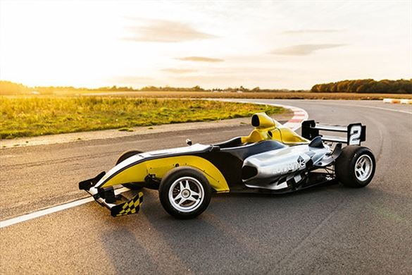 Formula F1000 Gold Driving Experience Driving Experience 1
