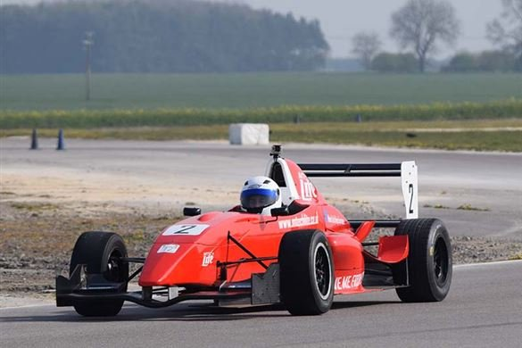 Formula Renault Thrill For 2 Driving Experience 1