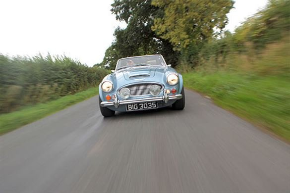 Full Day Classic Car Cotswolds Road Trip Driving Experience 1