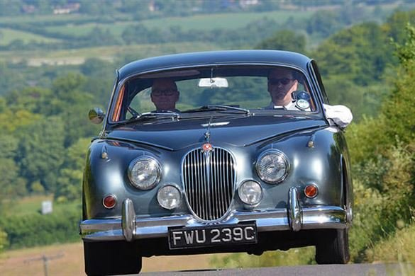 Half Day Classic Car Road Trip Driving Experience 1