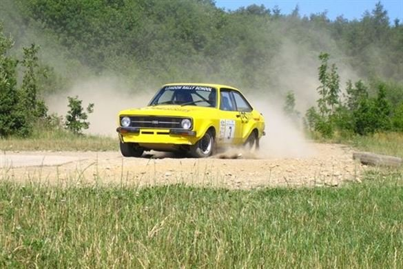 The Half Day Rally Course Driving Experience 1