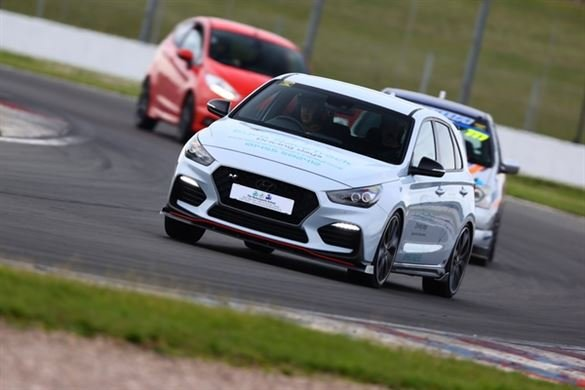 Introduction to Track Driving - Hyundai i30 - Bronze Driving Experience 1