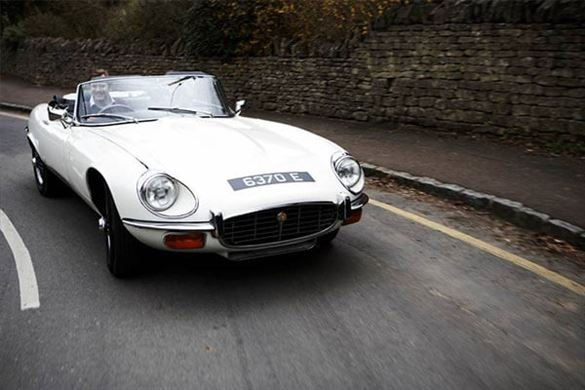 Jaguar E Type 60 Minute On Road Driving Experience Driving Experience 1